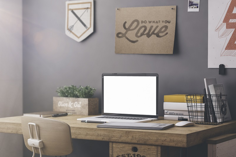 Gorgeous home offices!